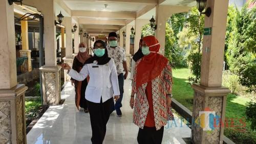 Monitoring Rumah Sakit, Anggota DPRD Jatim Apresiasi Totalitas Tenaga Medis