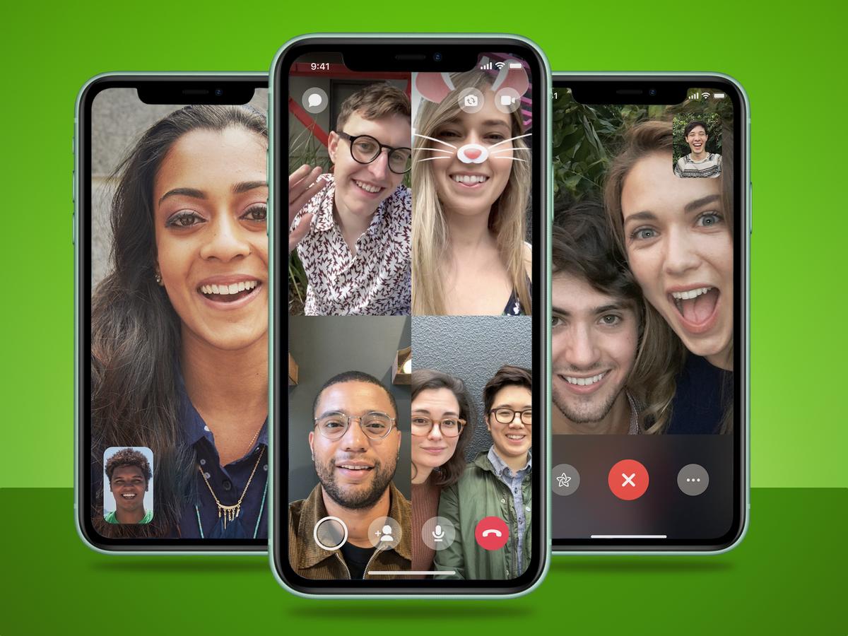Silaturahmi Meski Dirumahaja Ini 5 Aplikasi Video Call Rayakan Idul Fitri 2020 Jatim Times