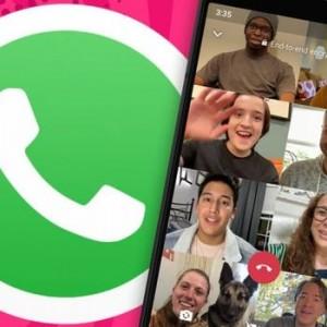 Alternatif Aplikasi Rapat Virtual, WhatsApp Naikkan Kapasitas Video Call Jadi 50 Orang
