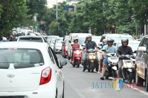 Aturan Bagi Pengendara di Kota Malang Selama PSBB di Malang Raya, Lihat Pula Dendanya