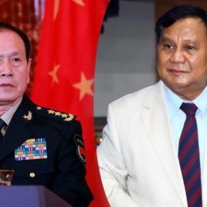 Menlu China Hubungi Prabowo Subianto di Tengah Wabah Covid-19, Bahas Apa?