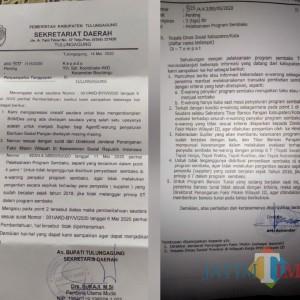 AKD Berniat Ambil Alih Peran Suplayer BPNT di Tulungagung, Tikor Bansos Pangan Menolak