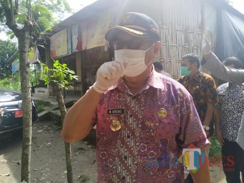 Bupati Tulungagung Maryoto Birowo (Foto: Anang Basso/ TulungagungTIMES)