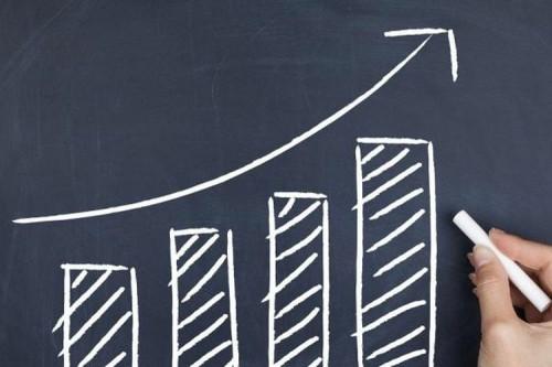 Ilustrasi pertumbuhan ekonomi. (Foto: Thinkstock).
