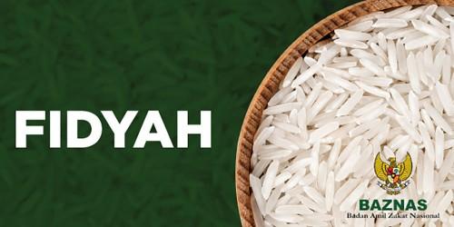 Membayar Fidyah (Foto: BAZNAS)