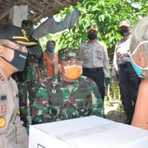 Polres Madiun Kota Bagikan 1000 Paket Sembako