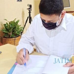 Dinilai Efektif, Wali Kota Kediri Tandatangani SK Gugus Tugas Covid-19 Tingkat Kecamatan