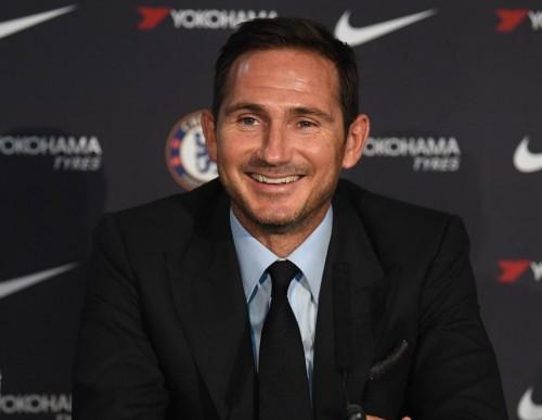 Pelatih Chelsea, Frank Lampard (Instagram Frank Lampard)