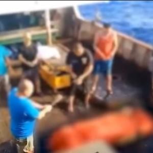 Viral Jenazah ABK WNI Dibuang ke Laut, Diduga Disetrum dan Dipukul Besi sebelum Meninggal