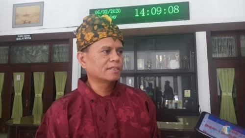 Kepala Diskopindag Kota Malang, Wahyu Setianto (foto dok MalangTIMES)