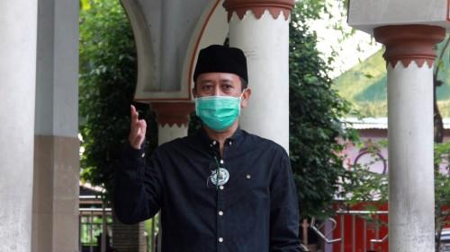 Ketua DMI Kota Kediri Abu Bakar Abdul Jalil atau akrab disapa Gus Ab. (Foto: Ist)
