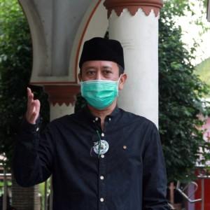 Ketua DMI Kota Kediri Imbau Masyarakat Untuk Salat Idul Fitri di Rumah