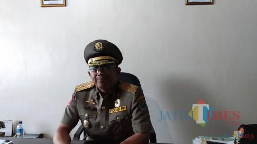 Kepala Satpol PP Kota Malang, Priyadi