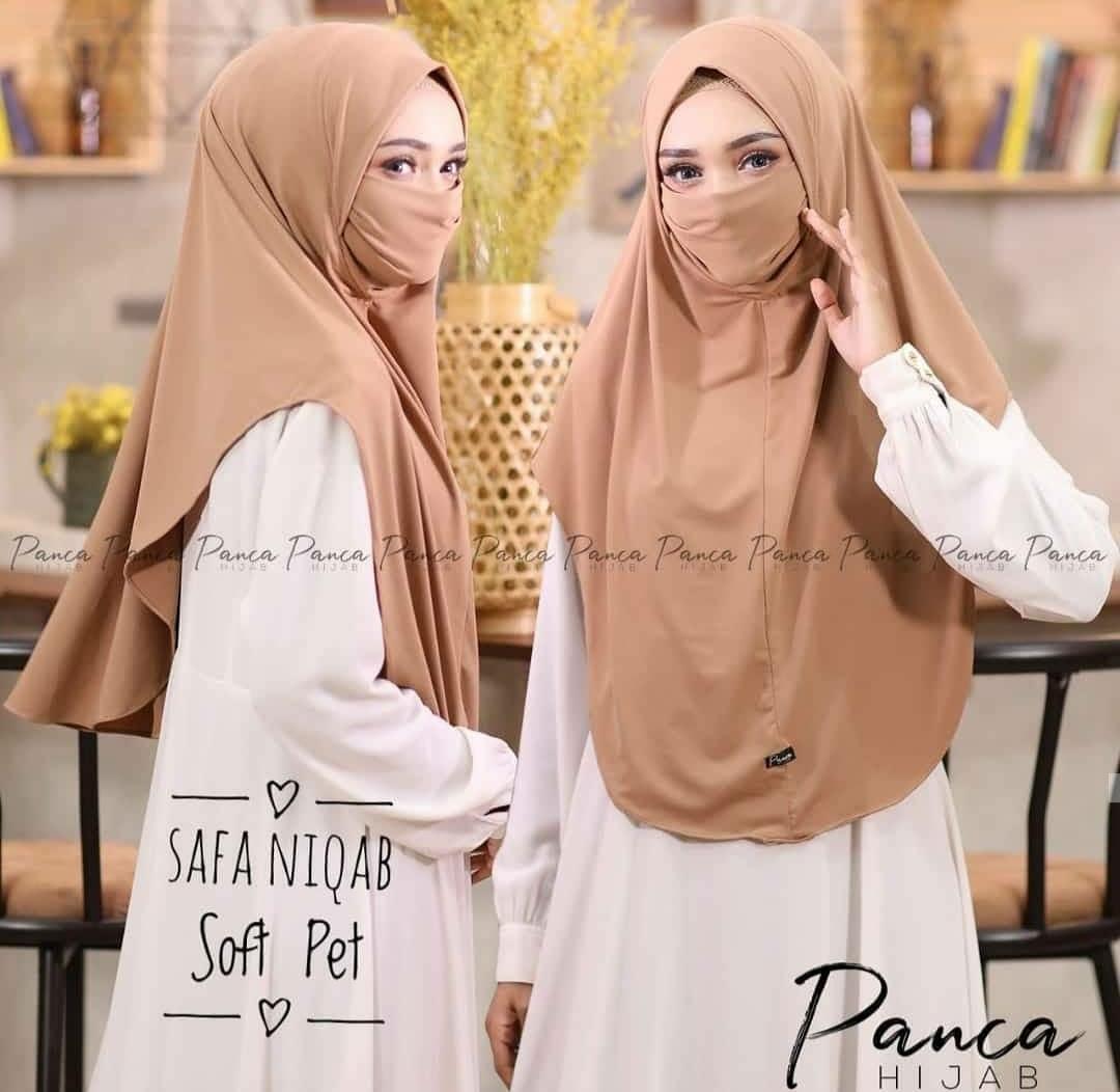 Hijab Cantik Anti Covid-11 Ini Bikin Makin Modis di Momen Lebaran