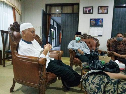 Akademisi Kota Malang dari Universitas Brawijaya (UB) sekaligus Mustasyar NU Kota Malang Prof Dr Ir Muhammad Bisri MS.