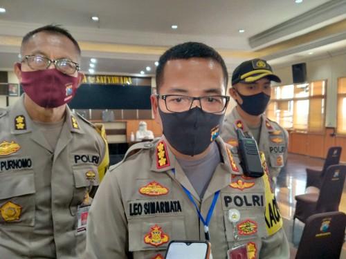 Besok, Penindakan Pelanggar PSBB Diterapkan, Kapolresta Malang Kota: Kita Siapkan Blangko