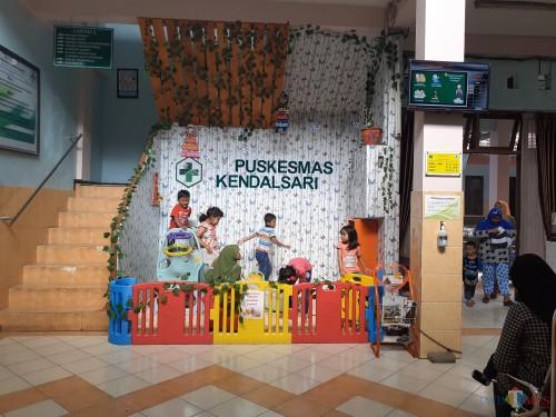 Aktivitas di salah satu layanan kesehatan Dinkes Kota Malang, Puskesmas Kendalsari sebelum pandemi Covid-19. (Arifina Cahyanti Firdausi/MalangTIMES).