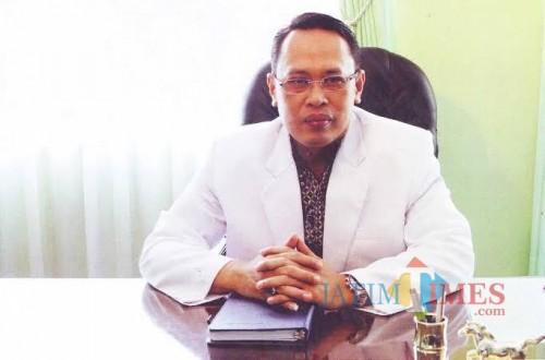 Juru Bicara Gugus Tugas Percepatan Penanganan Covid-19 Kota Kediri, dr. Fauzan Adima M.Kes.(ist)