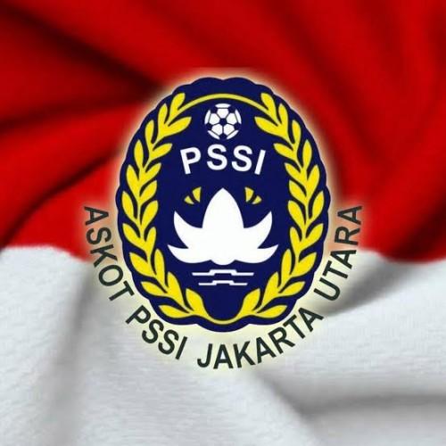 Logo PSSI Jakarta Utara (Facebook)