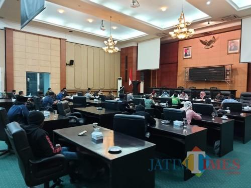 DPRD Jombang Tampung Keluhan Buruh Korban PHK