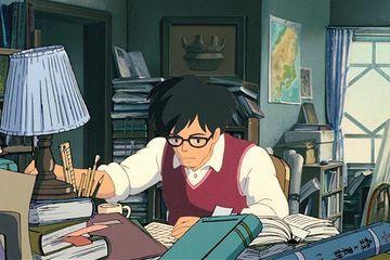 Isi Waktu Libur Lebaran? Belajar Gambar Bersama Animator Gibli Yuk!