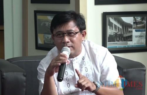 Dosen Fakultas Humaniora sekaligus Wakil Direktur Pascasarjana UIN Malang Drs H Basri MA PhD. (Foto: istimewa)