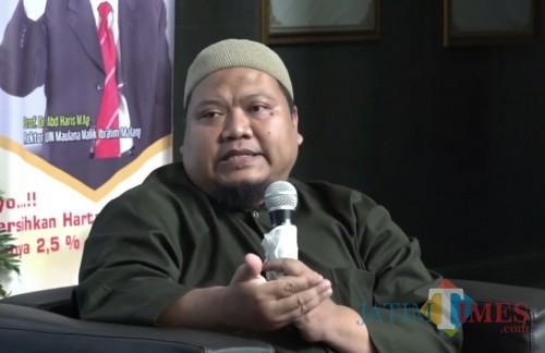 Dosen Fakultas Ilmu Tarbiyah dan Keguruan (FITK) UIN Malang Mokhammad Yahya MA PhD. (Foto: istimewa)