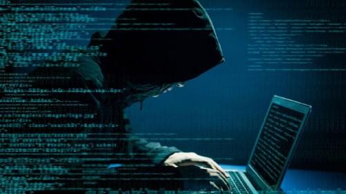 Ilustrasi hacker (Foto:  Pinterest)