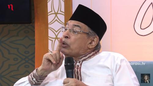 Ulama Tafsir Indonesia, Quraish Shihab. (Foto: screenshot)