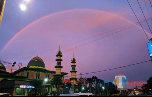 Masjid An-Nuur Kota Batu.
