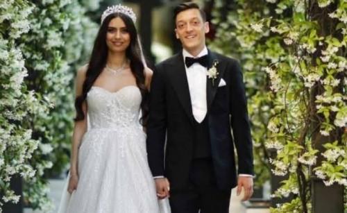 Memori Indah Mesut Ozil di Hari Raya Idulfitri, Seperti Apakah?