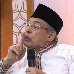 Tips Menangani Amarah dari Ulama Tafsir Quraish Shihab