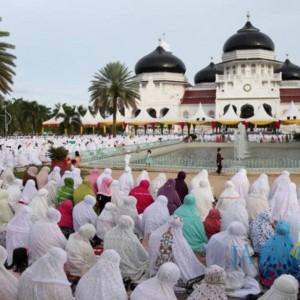 Ada Sekitar 120 Tempat Ibadah di Kabupaten Malang Tetap Gelar Salad Id
