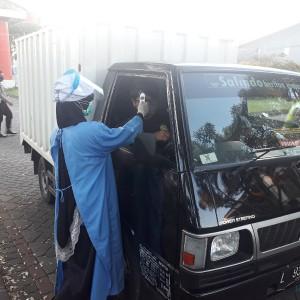Lebaran, 190 Kendaraan Diarahkan Putar Balik di Check Point Balearjosari