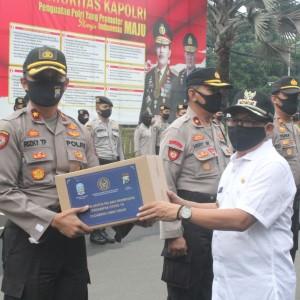 Ribuan Paket Bansos Digelontorkan untuk Pekerja Seni Terdampak Covid-19 di Kota Malang