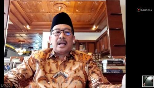 Wakil Menag Beberkan Fleksibilitas Islam Saat Pandemi di Halalbihalal Virtual UIN Malang