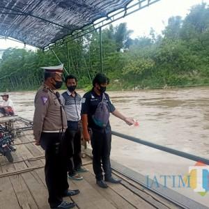 Cari Ikan di Sungai Brantas, Warga Ngaglik Blitar Hilang Terseret Arus