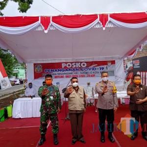 Menuju Era New Normal, DPRD Kota Blitar Dukung Pendirian Kampung Tangguh
