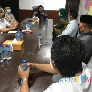 Jaringan Alumni Pesantren All Out Dukung Machfud Arifin di Surabaya