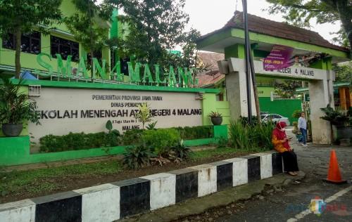 SMAN 4 Malang. (Foto: Ima/MalangTIMES)