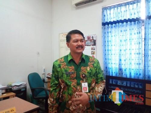 Kadispendik Pemkab Jember Dr Edy B. Suslo MSi (foto : dok / Jatim TIMES)