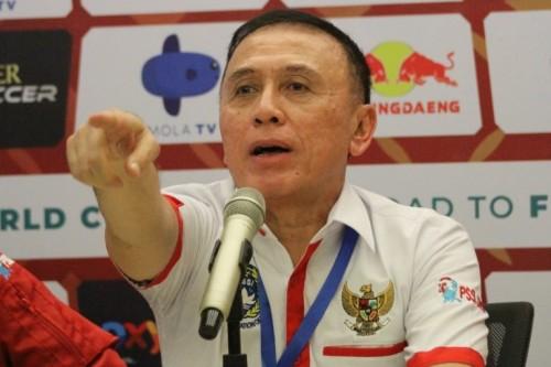 Di Tengah Pandemi Covid-19, Ketum PSSI Angkat Purnawirawan TNI AD Jadi Staf Khusus