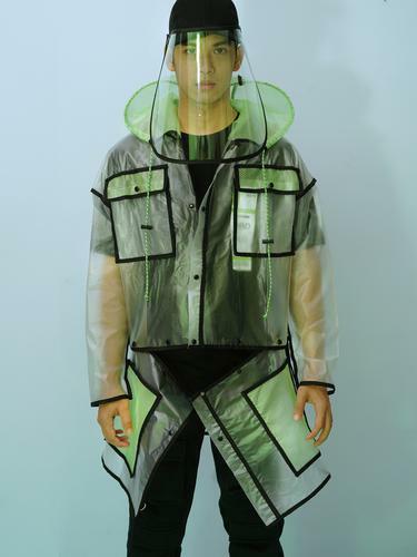 Koleksi street wear 'Antidote' kolaborasi Unbounded oleh Archie Yuan dan desainer Bella Lo. (Foto: Istimewa).