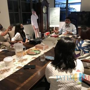 Bercita Mudah Beri Bantuan, Rotary Club Surabaya Siap Kolaborasi dengan Machfud Arifin