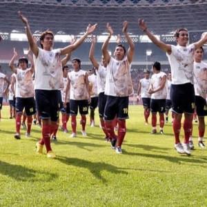 Obat Rindu Jelang New Normal, Aremania Kenang 1 Dekade Singo Edan Juara Liga