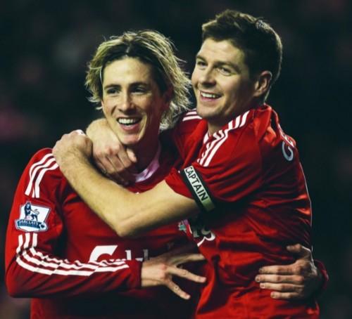 Fernando Torres saat masih membela Liverpool (Instagram Fernando Torres)