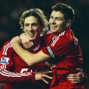 Torres Harap Steven Gerrard Jadi Pelatih Liverpool