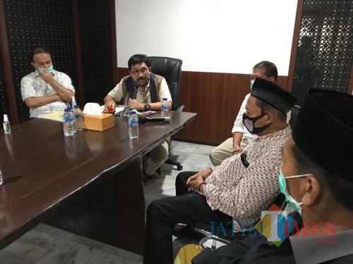 RT/RW Surabaya Bentuk Germas untuk Balon Wali Kota Machfud Arifin