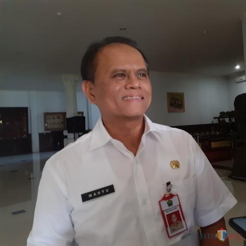 Kepala Diskopindag Kota Malang Wahyu Setianto (Arifina Cahyanti Firdausi/MalangTIMES).