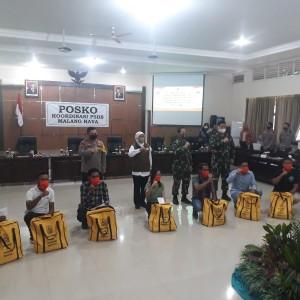 621 Mahasiswa Rantau Asal Flores dan NTT di Malang Terima Bantuan Sosial Pemprov Jatim
